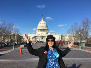 Lisa Fontana Heading to Capitol Hill